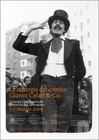 RigaOUT - Le strategie del comico, Gianni Celati & Co.